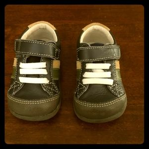 Toddler//Little Kid See Kai Run Orion Leather Boot
